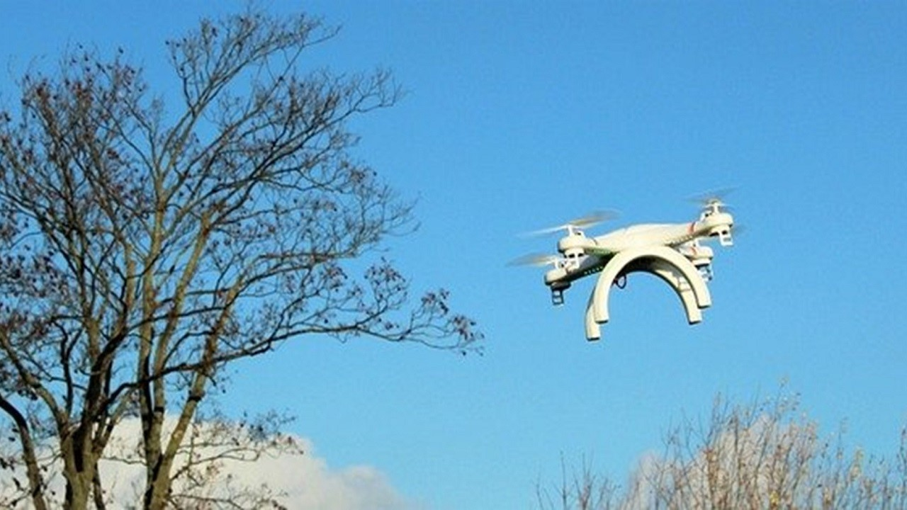 Drones para seguridad ciudadana