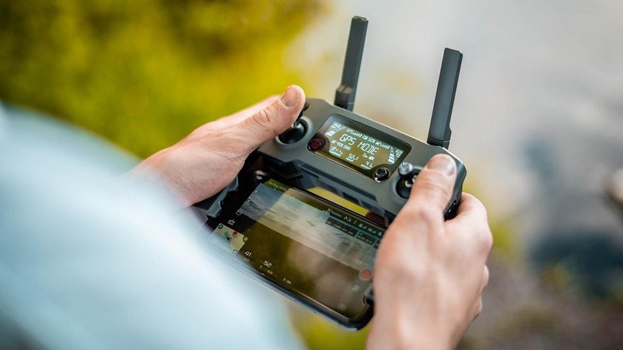 cómo manejar un dron 2